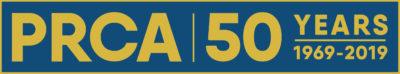 PRCA - Logo 50th Anniversary 7