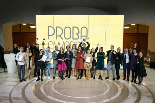 Пост-релиз Proba Awards