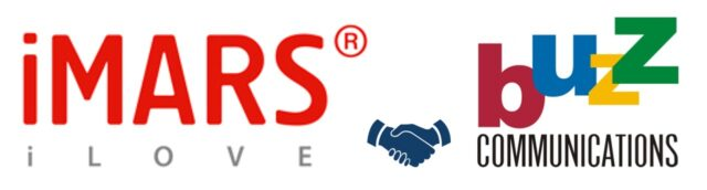 iMARS Buzz Logos