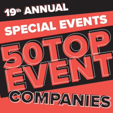 19th annual special events 50 top event companies